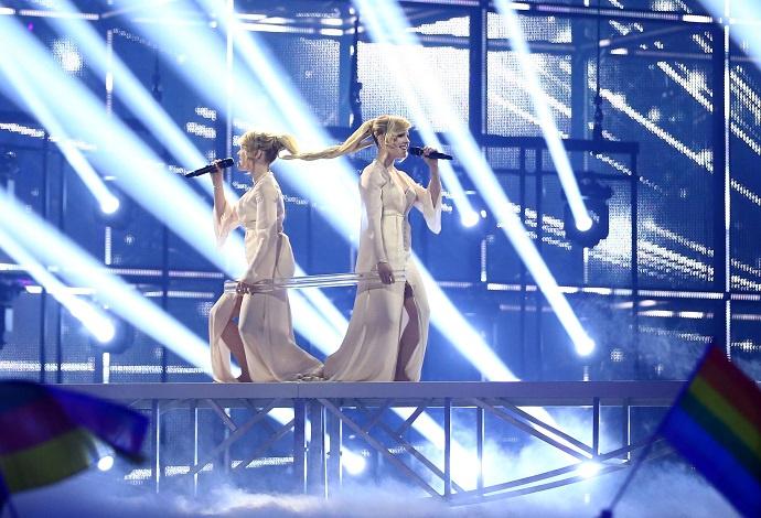 Анастасия и Мария Толмачевы «Евровидение 2014» финал финалисты Евровидения 2014