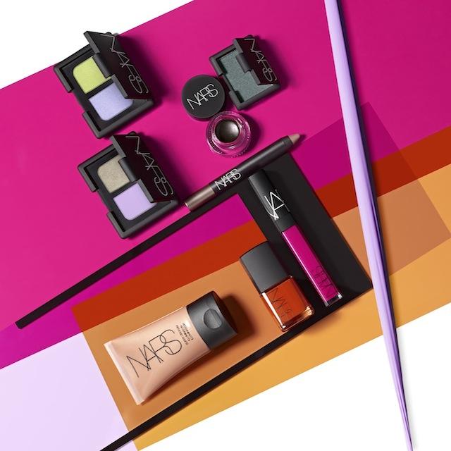 Новая коллекция макияжа Nars