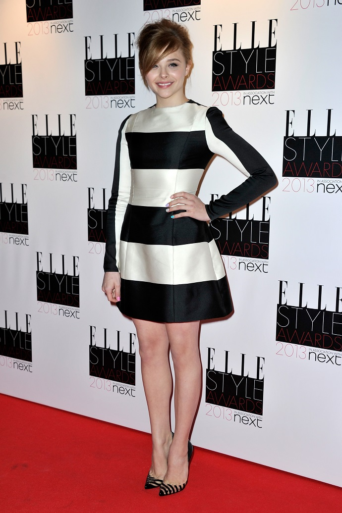 В Stella McCartney на ELLE Style Awards, февраль 2013