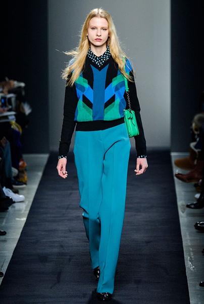 Неделя моды в Милане: день четвертый | галерея [1] фото [12]