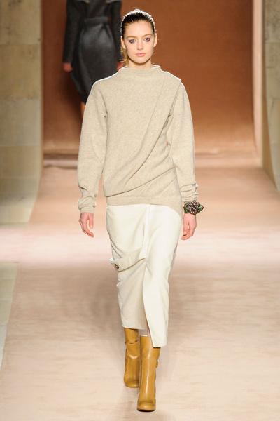 Показ Victoria Beckham на Неделе моды в Нью-Йорке | галерея [1] фото [26]