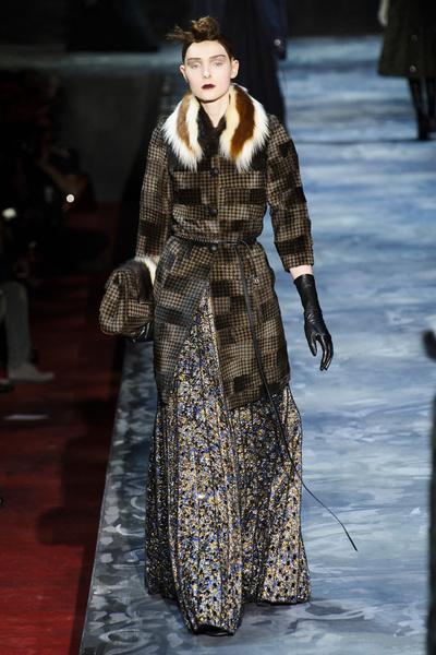 Показ Marc Jacobs на Неделе моды в Нью-Йорке | галерея [1] фото [41]