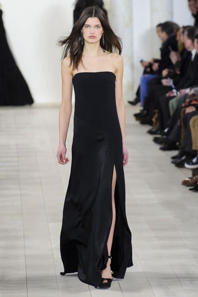 Показ Ralph Lauren на Неделе моды в Нью-Йорке | галерея [1] фото [10]