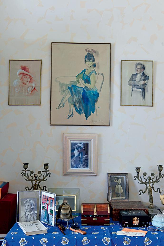Интерьер квартиры Виталия Вульфа