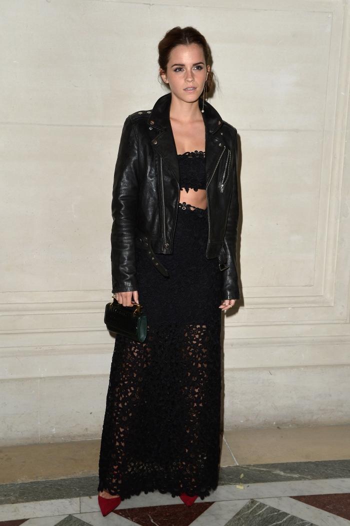 Стиль Эммы Уотсон: наряд от Valentino