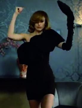 Рекламное видео Lanvin осень 2011