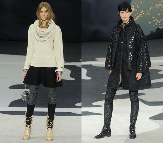Коллекция Chanel осень-зима 2013-2014