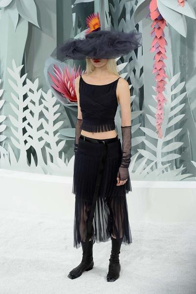 Показ Chanel Haute Couture | галерея [1] фото [6]