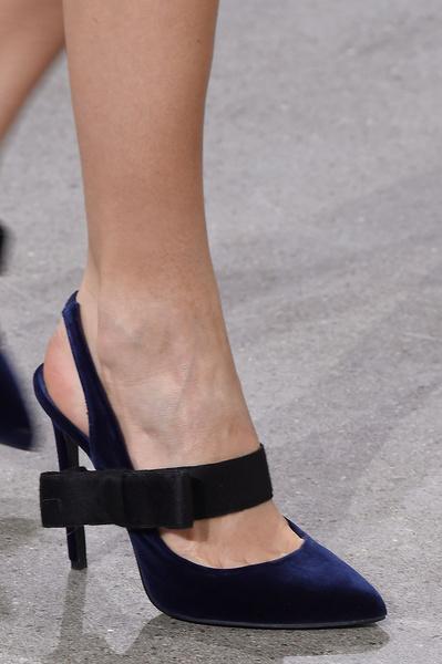 Самая красивая обувь Недели моды в Нью-Йорке | галерея [1] фото [13]