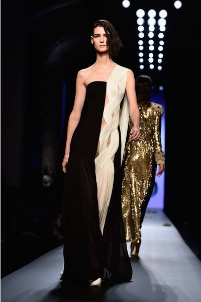 Показ Jean Paul Gaultier Couture | галерея [1] фото [17]