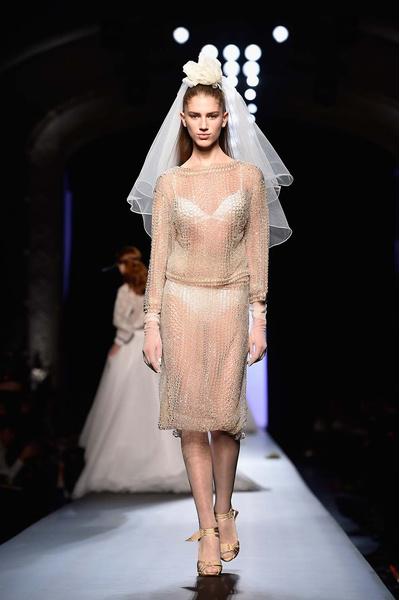 Показ Jean Paul Gaultier Couture | галерея [1] фото [15]