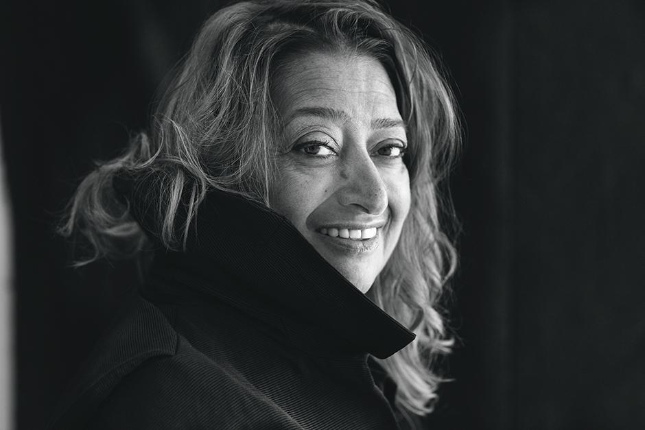 Заха Хадид
