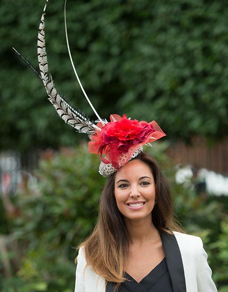 Королевские скачки в Аскоте: парад шляп | галерея [1] фото [14]