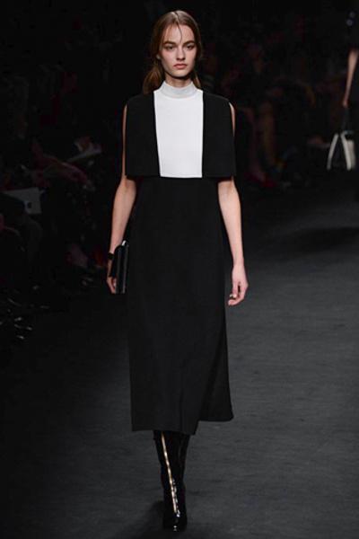 Неделя моды в Париже: показ Valentino ready-to-wear осень — зима 2015-2016 | галерея [1] фото [47]