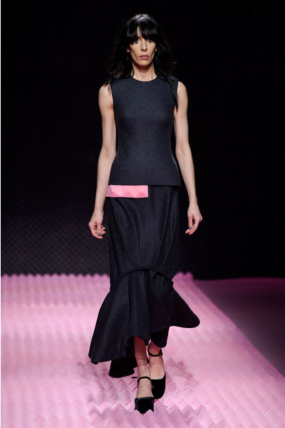 Показ Mary Katrantzou на Неделе моды в Лондоне | галерея [1] фото [35]