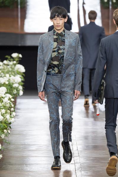 Неделя мужской моды в Париже: лучшие показы | галерея [6] фото [19]