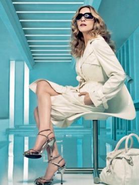 Мадонна  для H&M