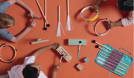 Вместе веселее: новая серия игр ЛАТТО в магазинах ИКЕА | галерея [1] фото [2]