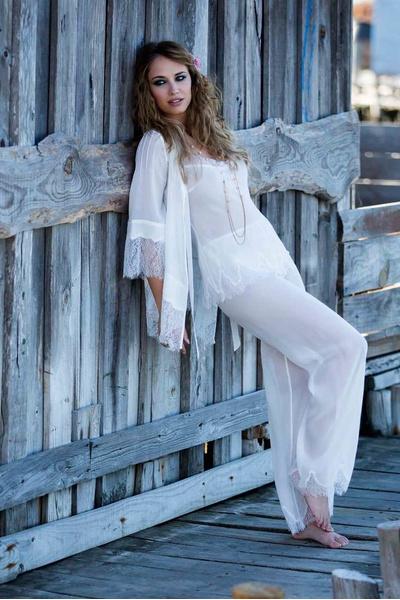 Не платьем единым: 8 лучших коллекций свадебного белья | галерея [2] фото [5]