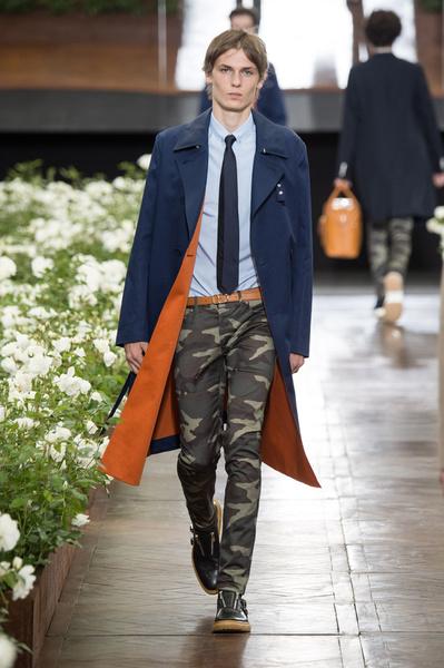 Неделя мужской моды в Париже: лучшие показы | галерея [6] фото [10]