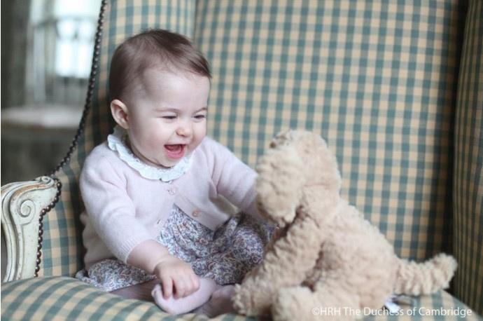 Marc Jacobs выпустил помаду, посвященную принцессе Шарлотте