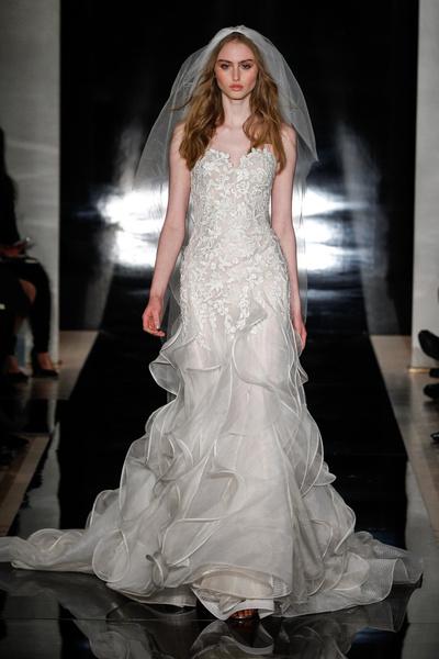 Лучшие коллекции Недели свадебной моды | галерея [8] фото [3]