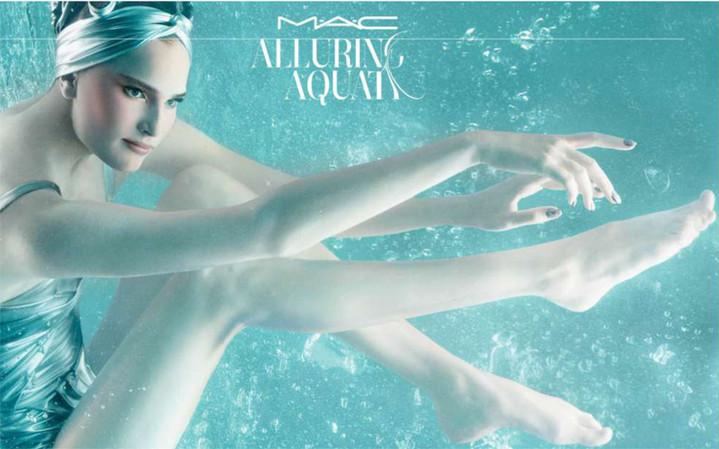 MAC выпустили новую коллекцию макияжа Alluring Aquatic