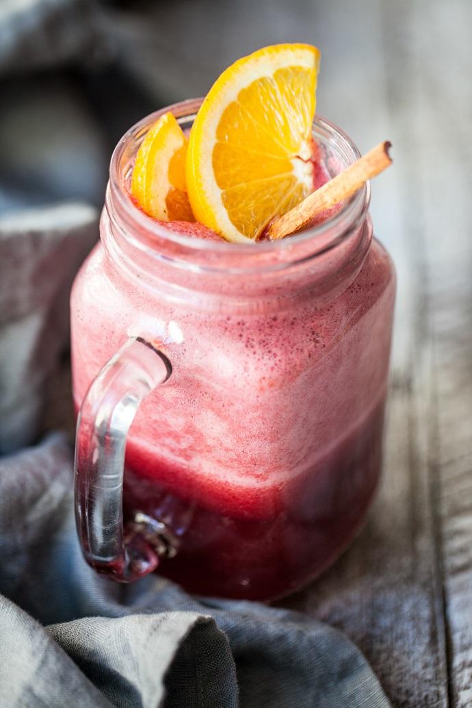Прохладительный фруктовый напиток 1
