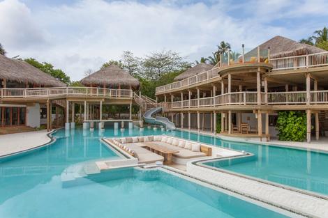 10 поводов отправиться на Мальдивы в отель Soneva Fushi | галерея [2] фото [4]