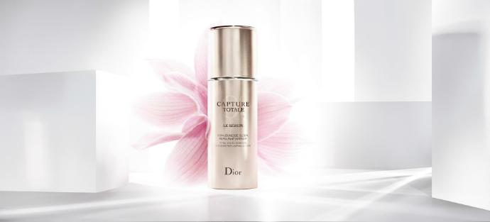 Антивозрастная сыворотка Capture Totale от Dior