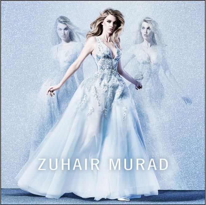 Новая коллекция Zuhair Murad: фото 2015