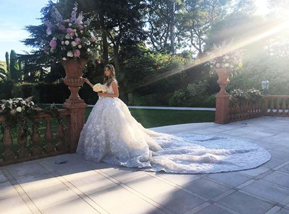 В Монако прошла роскошная свадьба дочери российского олигарха