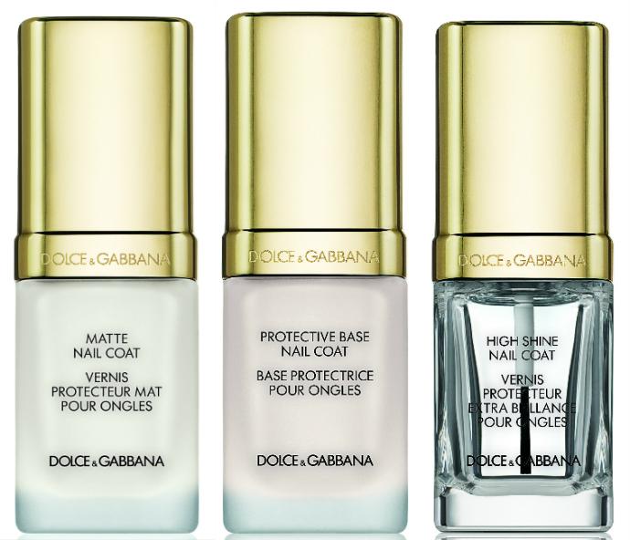 Коллекция средств ухода за ногтями от Dolce&Gabbana