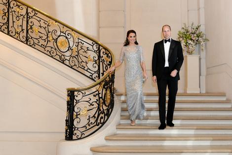 История любви Кейт Миддлтон и принца Уильяма в фотографиях | галерея [5] фото [2]