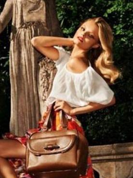 Рекламная кампания Jimmy Choo весна-лето 2012