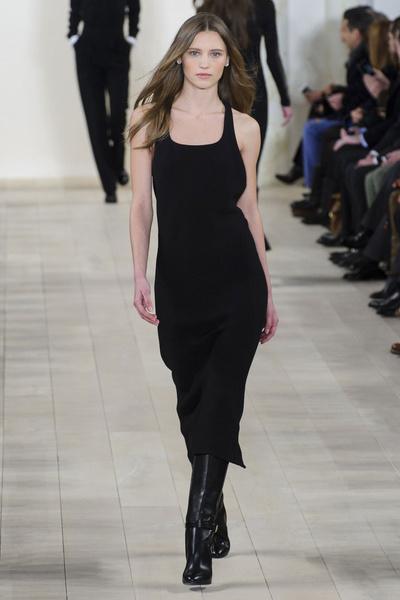 Показ Ralph Lauren на Неделе моды в Нью-Йорке | галерея [1] фото [13]