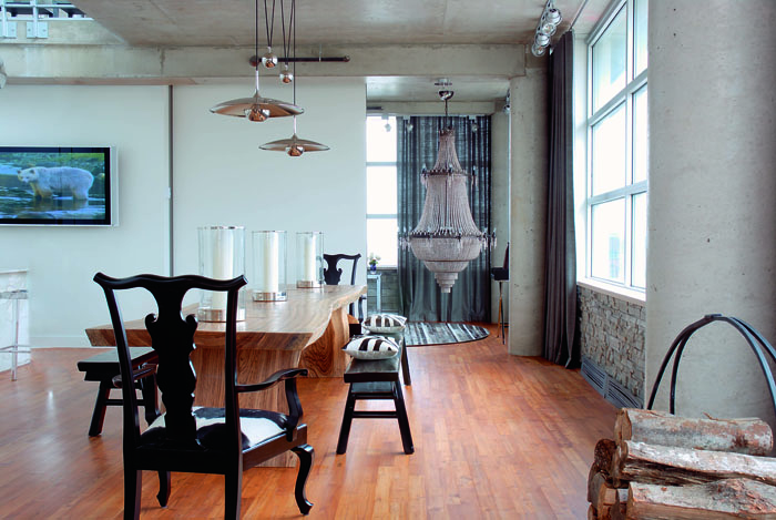 Интерьер маленькой квартиры студии фото [4]