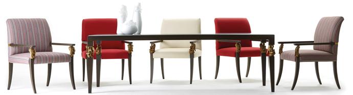 Мебель из коллекции Le Sculture
