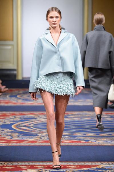 Показ осенне-зимней коллекции Ruban на Mercedes-Benz Fashion Week RussiaПоказ осенне-зимней коллекции Ruban на Mercedes-Benz Fashion Week Russia | галерея [2] фото [20]