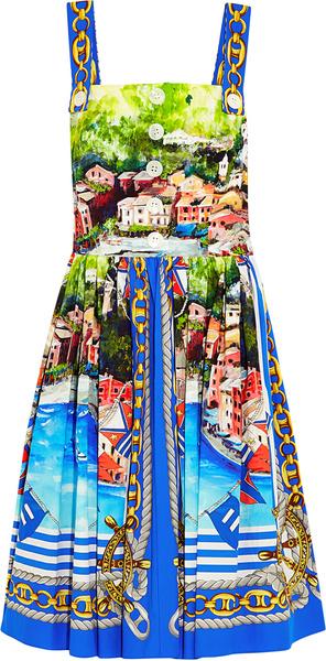 10 самых красивых вещей из коллекции Dolce & Gabbana Portofino | галерея [1] фото [4]