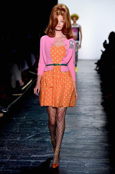 Неделя моды в Нью-Йорке 2015: день седьмой   галерея [2] фото [5]