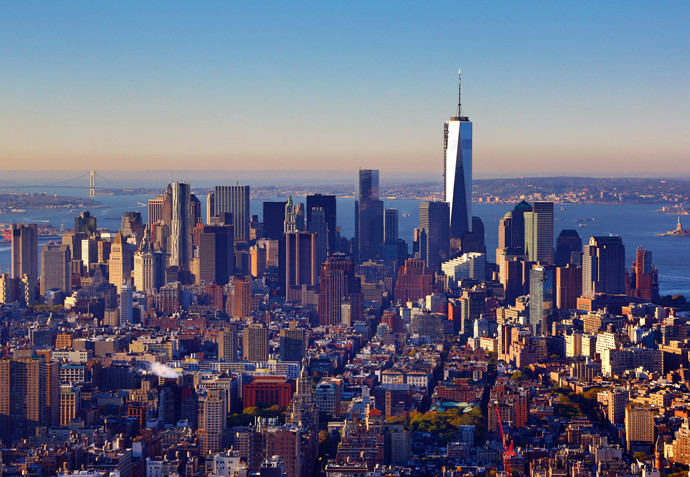 Нью-Йорк США фото 2