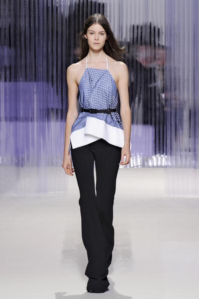 Неделя моды в Париже: день третий | галерея [1] фото [9]