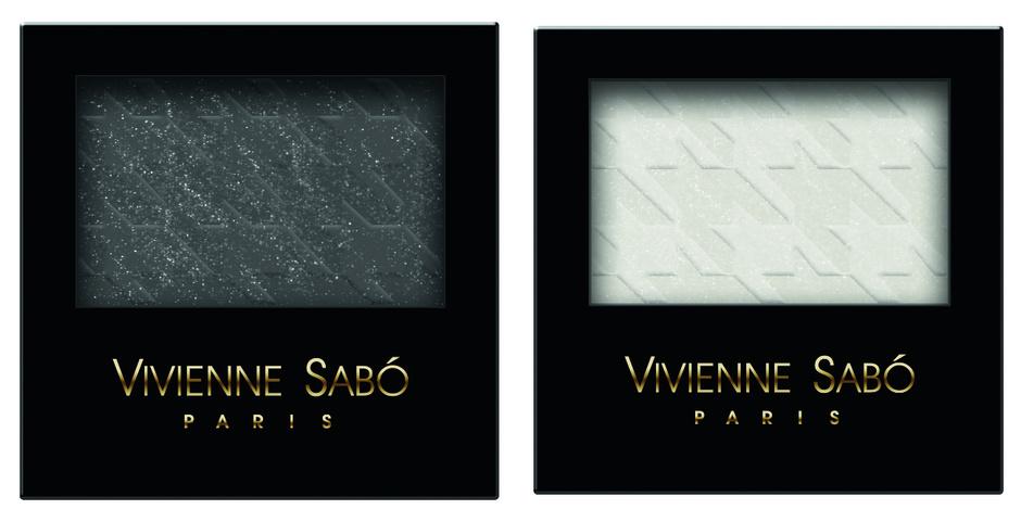 Тени для век Sparcling Eyeshadow от Vivienne Sabo