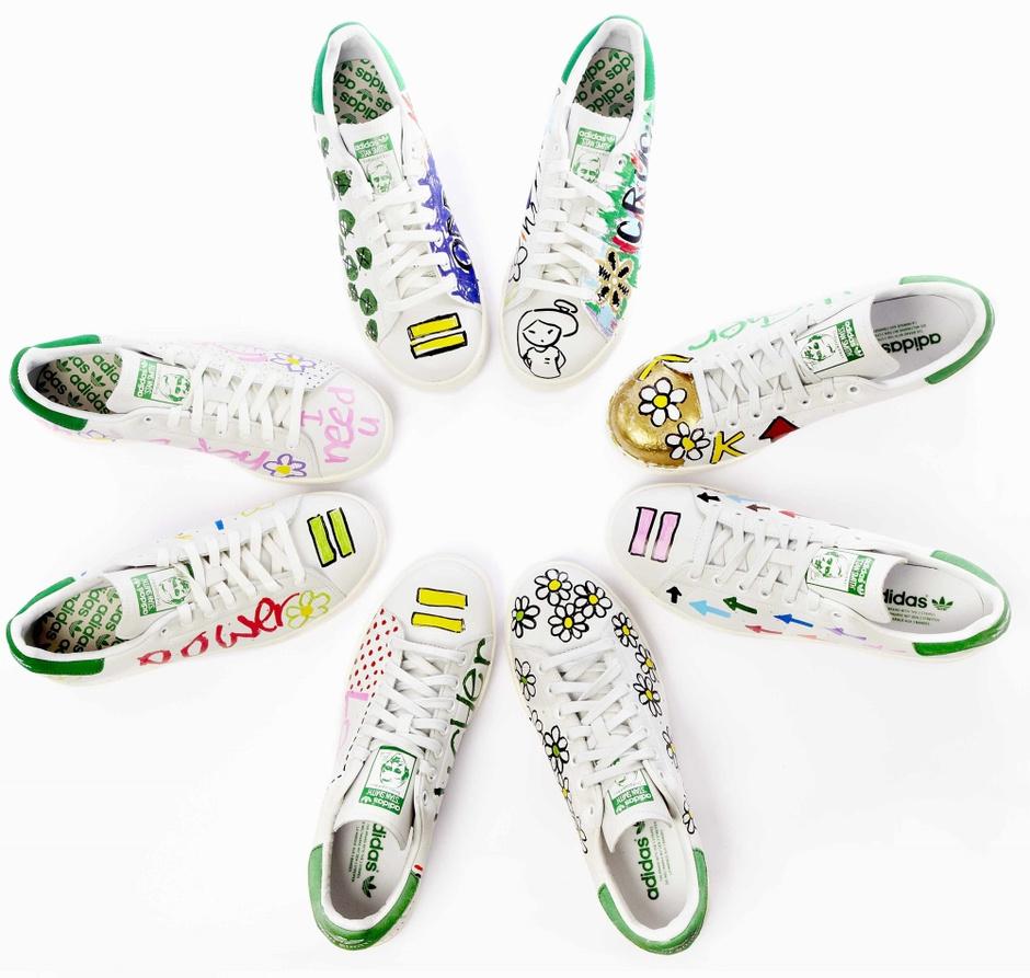 Модная спортивная обувь: фото