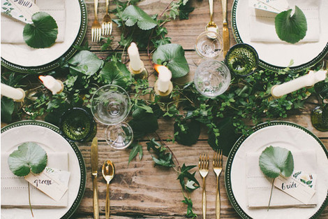 Весенняя свадьба: оформление | галерея [3] фото [5]