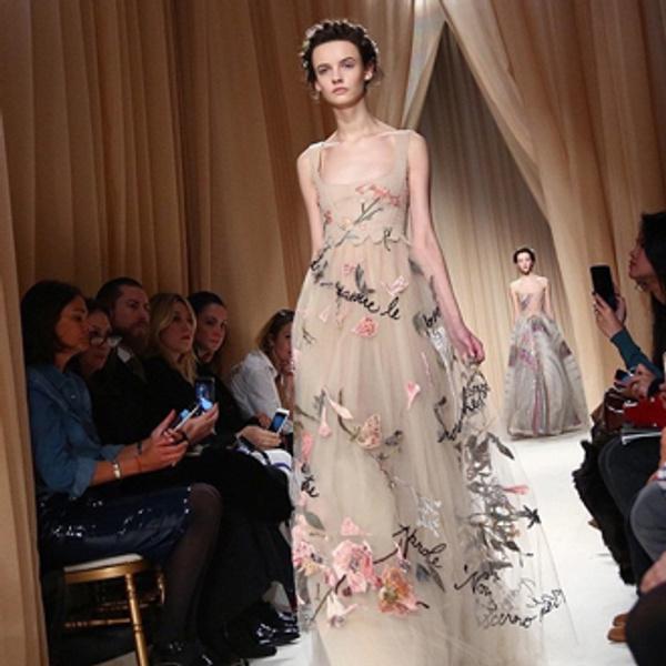 От первого лица: Неделя моды Haute Couture глазами редактора ELLE | галерея [8] фото [2]