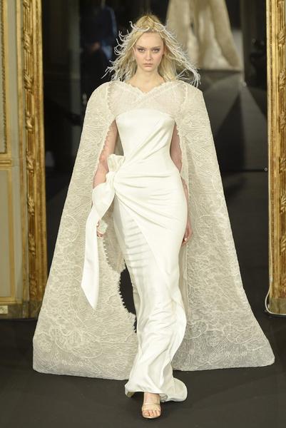 Лучшие свадебные платья из кутюрных коллекций | галерея [6] фото [3]