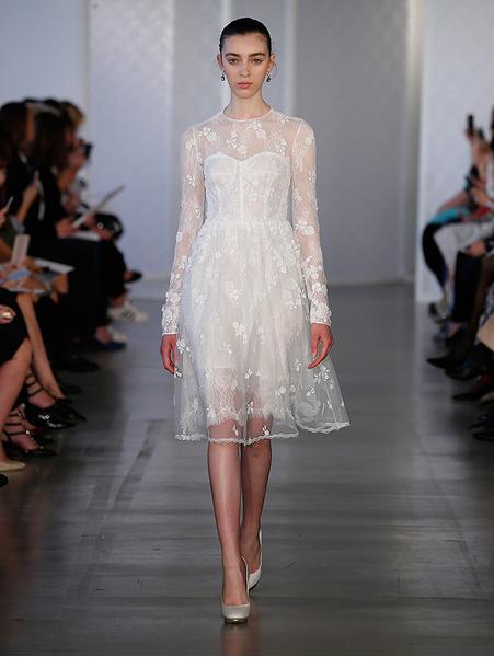 Лучшие коллекции Недели свадебной моды | галерея [3] фото [18]
