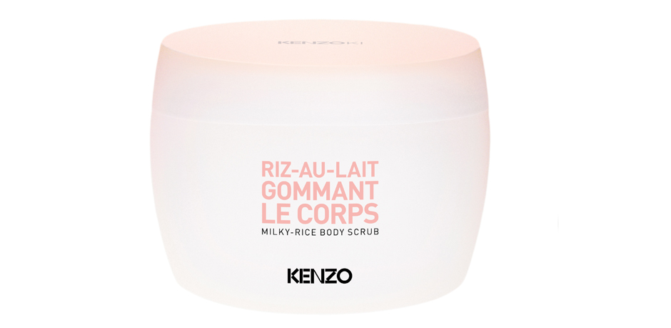 Kenzo Milky-Rice Body Scrub